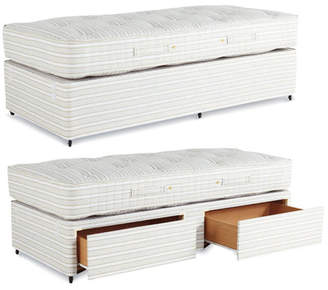 OKA Single Mattress & Divan Bed with Drawers