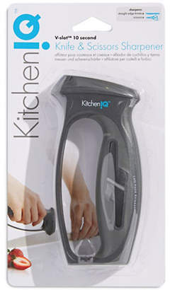KITCHEN IQ Ten-Second Knife and Scissor Sharpener