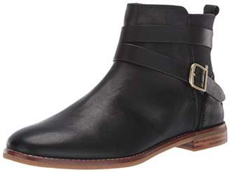 Sperry Women's Seaport Shackle Bootie Leather Ankle Boot