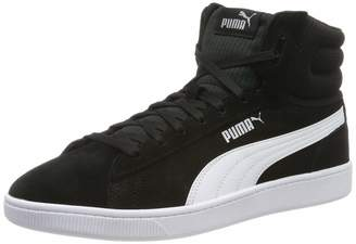 Puma Women's Vikky v2 Mid Hi-Top Trainers