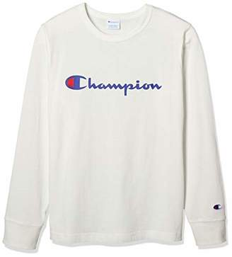 Champion (チャンピオン) - [チャンピオン] スウェットパンツ CS7991 オフホワイト 日本 160 (日本サイズ160 相当)