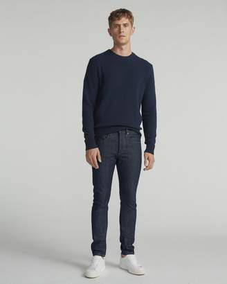 Rag & Bone Fit 1 in indigo rinse selvedge