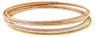 Carolina Bucci 18K Mirador Set of Six Bangles