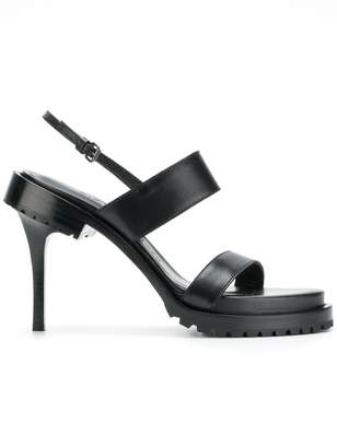 A.F.Vandevorst stiletto sandals
