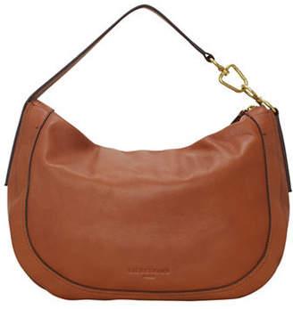 Liebeskind Berlin Toffee Troyes Leather Hobo Bag