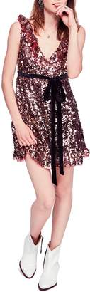 Free People Siren Sequin Dress