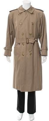 Burberry Woven Classic Trench Coat