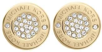 Michael Kors BRILLIANCE Earrings goldcoloured