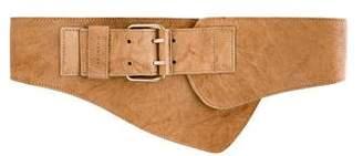 Givenchy Leather Waist Belt