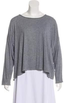 eskandar Long Sleeve Oversize Top