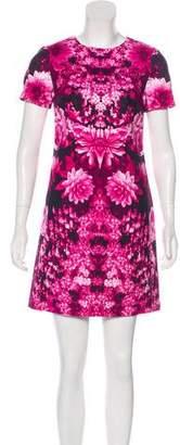 MICHAEL Michael Kors Floral Digital Print Dress w/ Tags