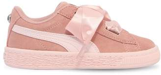 Puma Select Heart Suede Sneakers