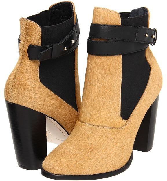 Elizabeth and James Solar (Camel Pony) - Footwear
