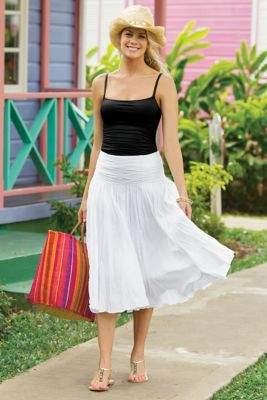 Soft Surroundings Felicity Skirt