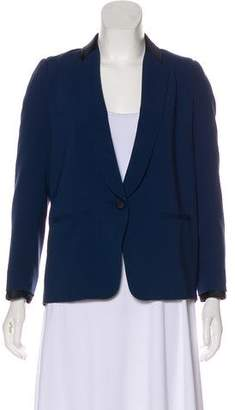 Band Of Outsiders Structured Notch-Lapel Blazer