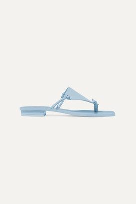 Cult Gaia Tina Leather Sandals