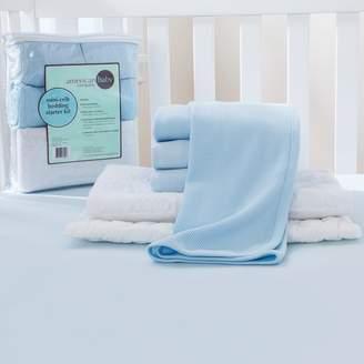 T.L.Care Tl Care TL Care 6-pc. Mini Crib Starter Kit