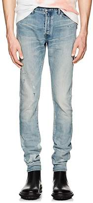 John Elliott Men's Cast 2 Distressed Slim Jeans
