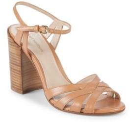 Stuart Weitzman Memoir Leather Sandals