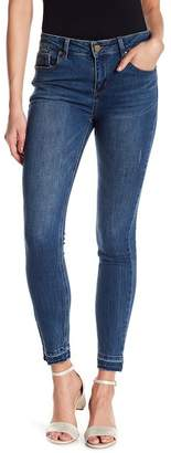 Kenneth Cole Jess Released Hem Skinny Jeans