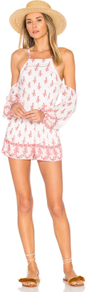 ale by alessandra Katerina Romper $170 thestylecure.com