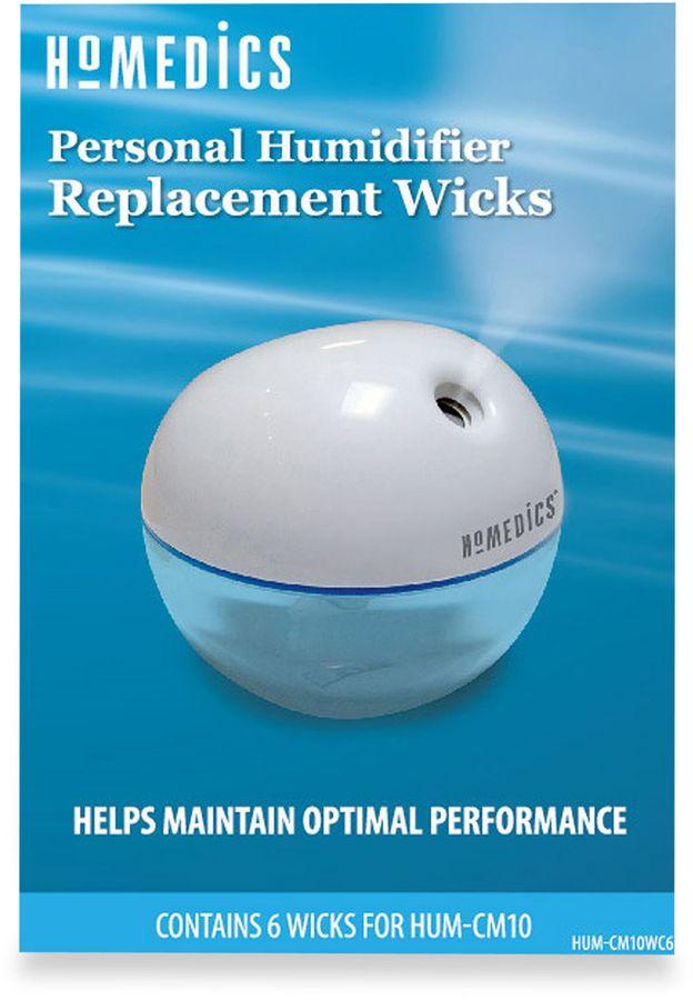 Refill Wicks For HoMedics® Personal Ultrasonic Humidifier