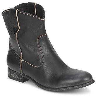 NDC SAN MANUEL CAMARRA SLAVATO women's Mid Boots in Black