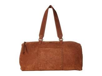 Roxy Aqua Blue Water Weekender Bag