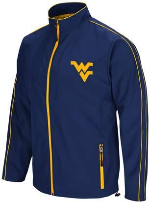 Men's West Virginia Mountaineers Barrier Wind Jacket