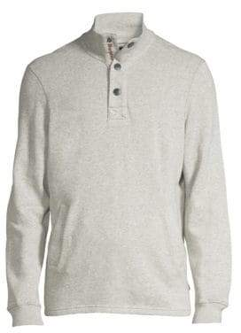 Barbour Nautical Albacore Half Snap Sweater