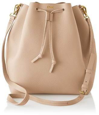 Mark And Graham Daily Leather Bucket Bag
