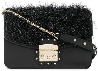 Furla embellished Metropolis shoulder bag
