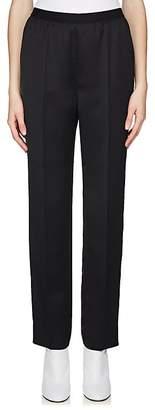 Maison Margiela Women's Satin Wool Trousers