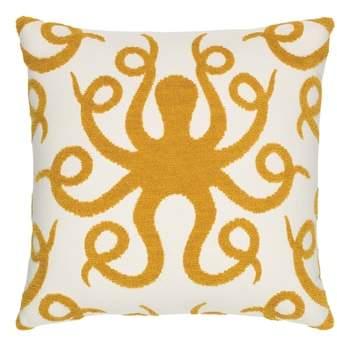 Octoplush Indoor/Outdoor Accent Pillow