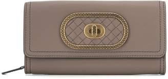 Bottega Veneta Intrecciato twist-lock wallet