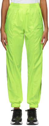 Off-White Off White Yellow Jogging Lounge Pants