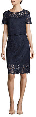 BB Dakota RSVP BY Lace Popover Dress