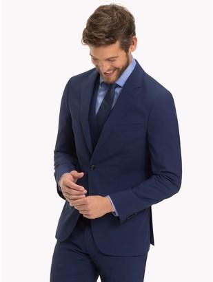 Tommy Hilfiger TH Flex Virgin Wool Slim Fit Blazer