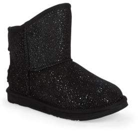 Australia Luxe Collective Cosy Shearling & Leather Ankle Boots