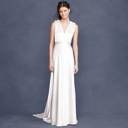 J.Crew Collection Rosabelle gown