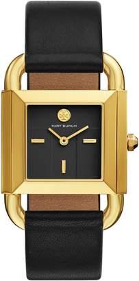 156b16167b6f Tory Burch Black Women s Watches - ShopStyle