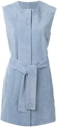 Drome sleeveless belted vest