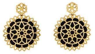 Carla Amorim Onyx Drop Earrings