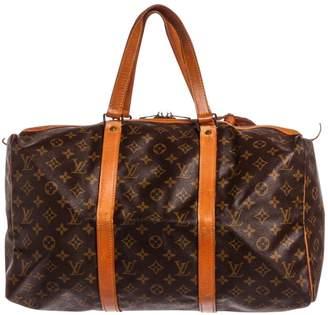 Louis Vuitton Cloth travel bag