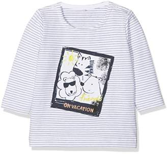 Name It Baby Boys' Nbmgalon Ls W. Artwork Long Sleeve Top