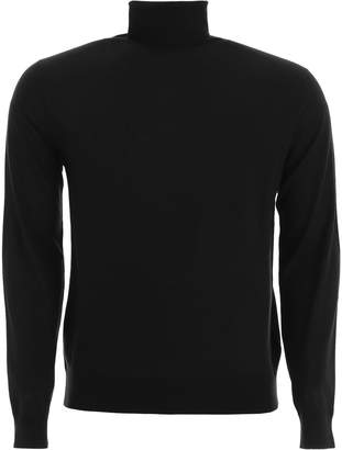 Prada Brushed Wool Turtleneck