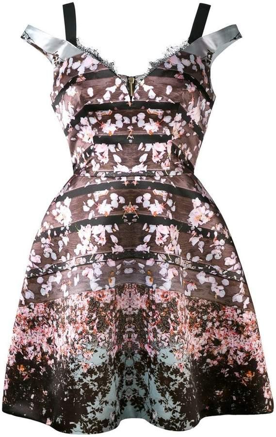 Natasha Zinko floral printed dress