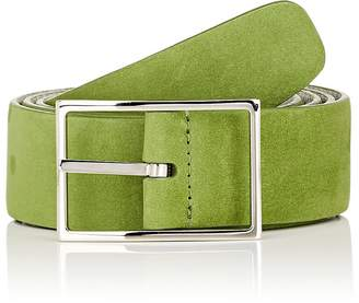 Simonnot Godard SIMONNOT GODARD MEN'S REVERSIBLE LEATHER BELT