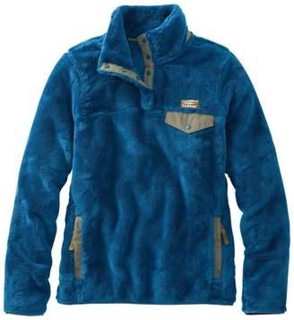 L.L. Bean Women's L.L.Bean Hi-Pile Fleece Pullover