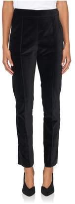 Rosie Assoulin Are We Having Fun Yet Velvet Pants